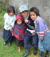 Equadorial Children